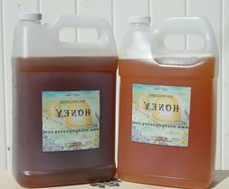 1 or 2 gallons raw HONEY - BUY IN BULK AND SAVE- Snowberry -