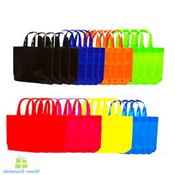 "Newbested 32 PCS 13""×10"" Assorted Colors Party Gift Tote Ba"