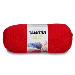 Bernat 16410404705 Satin Solid Yarn  Medium Worsted Gauge 10