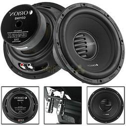 "2 Pack Orion 10"" Subwoofer 1600 Watts Max Power Dual 4 Ohm C"
