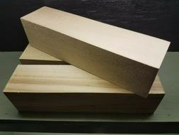 2x2x12 Basswood Carving and whittling Kilndried blocks Buy i