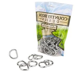 Country Brook Design | American Made 1 Inch Welded D-Rings