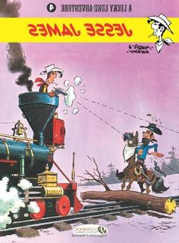 A Lucky Luke Adventure : Jesse James
