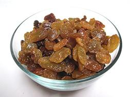 Golden Jumbo Raisins 3 lb bulk bag. Full of Iron, Calcium &