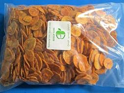 Green Bulk's Plantain Chips, Spicy, 2 lbs Bulk bag