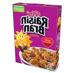 Kellogg's Raisin Bran, Breakfast Cereal, Excellent Source of