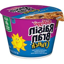 Kellogg's Raisin Bran Crunch, Breakfast Cereal in a Cup, Ori