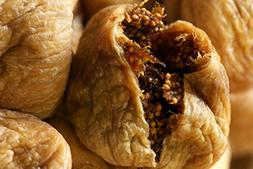 Dried Pulled Turkish Figs by OliveNation - Chopped and Added