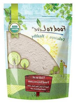 Organic Barley Flour by Food to Live  — 4 Pounds