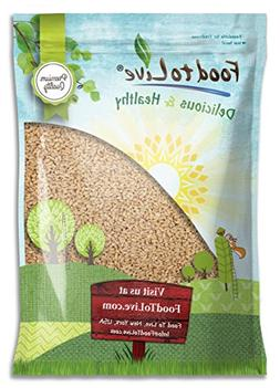 Pearl Barley by Food to Live  — 15 Pounds