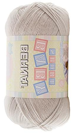 Bernat Baby Big Ball Sport Yarn, Solid, 12.3 Ounce, Baby Gre