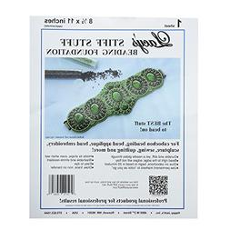 """Lacy'S Stiff Stuff Beading Foundation For Cabochon 11"""""""