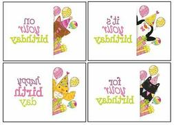 Birthday Cards in Bulk with KJV Scripture – Cheerful Anima