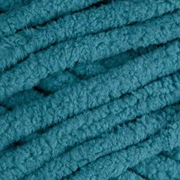 Bernat Blanket Big Ball Yarn , Light Teal