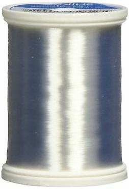 Bulk Buy: Sulky Premium Invisible Thread 2200 Yards Clear 23