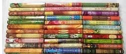 Hem Incense Sticks Wholesale Bulk Lots: 20 60 100 or 120 - P