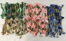 Bulk Lot- DMC Embroidery Floss- Made in France
