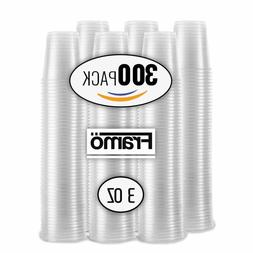 Clear Plastic Cups in Bulk for Any Occasion BPA Free Disposa