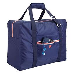 mDesign Collapsible Travel Storage Organizer Tote: Integrate