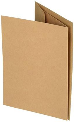 Darice Coordination's A2 Size Cards and Envelopes , Kraft