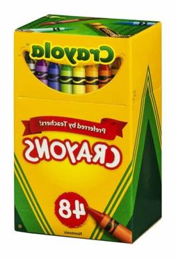 Bulk Set Crayola Ultra-Clean Washable Crayons 12 Packs of 16 Count Binney /& Smith 52-4600