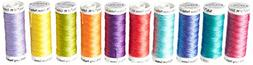 Crossroads Sulky Cotton Petites 12 Weight 10/Pkg-Summer Coll