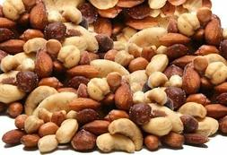 Deluxe Roasted and Salted Mixed Nuts  by Its Delish