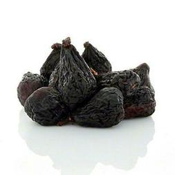 Anna and Sarah Dried Black Mission Figs in Resealable Bag, 3