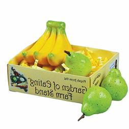 Farm Fresh 18 Inch Doll Bananas And 3 Pears Packaged in a Pa