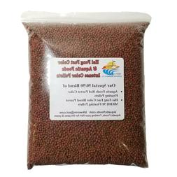 Hai Feng Fast Color Blood Parrot & Aquatic Foods Intense Red