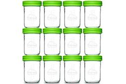 Nellam Baby Food Storage Containers - Leakproof, Airtight, G