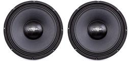 NEW SKAR AUDIO FSX10-4 10-INCH 4 OHM 400W MAX CAR PRO AUDIO
