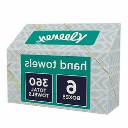 hand towels 60 count per box pack