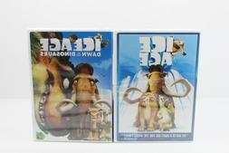 Ice Age 1 and Ice Age 3 DVD Bundle Sealed in Original Packag