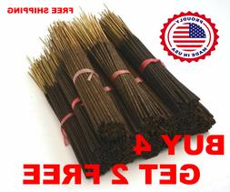 HEAVILY SCENTED INCENSE STICKS HAND DIPPED  ~ Bulk Wholesale