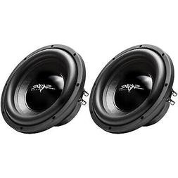 "Skar Audio IX-10 D2 10"" 400W Max Power Dual 2 Subwoofer"