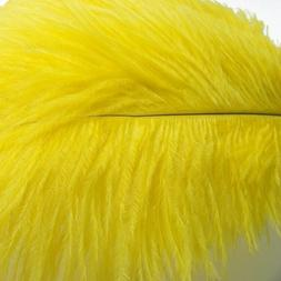 """KOLIGHT30pcs Ostrich Feather Gold 12""""-14"""" Natural Feathers W"""