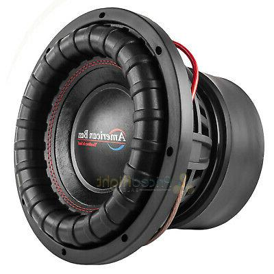 American Bass Subwoofer Dual 3000 Watts Max Sub Pack