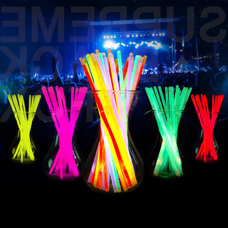 100/300 Glow Sticks Party The Pack with