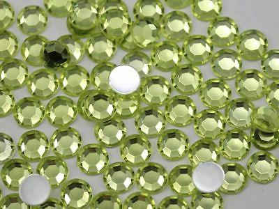 1000PCS 5mm SS21 Back Rhinestones Bulk / Grade