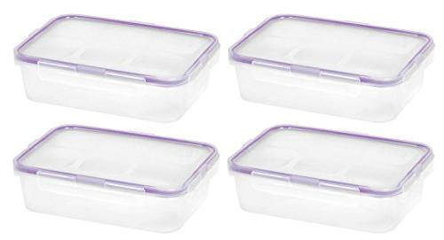 1098447 airtight rectangle container