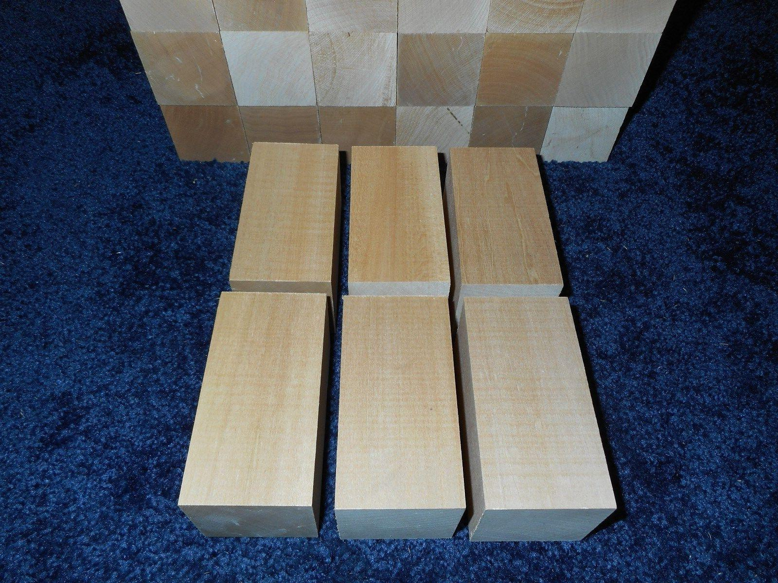 "2"" x x 4"" Blocks DRIED* BULK"