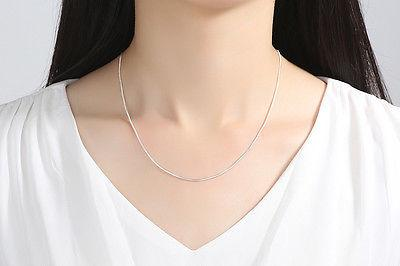 20'' wholesale plated necklace
