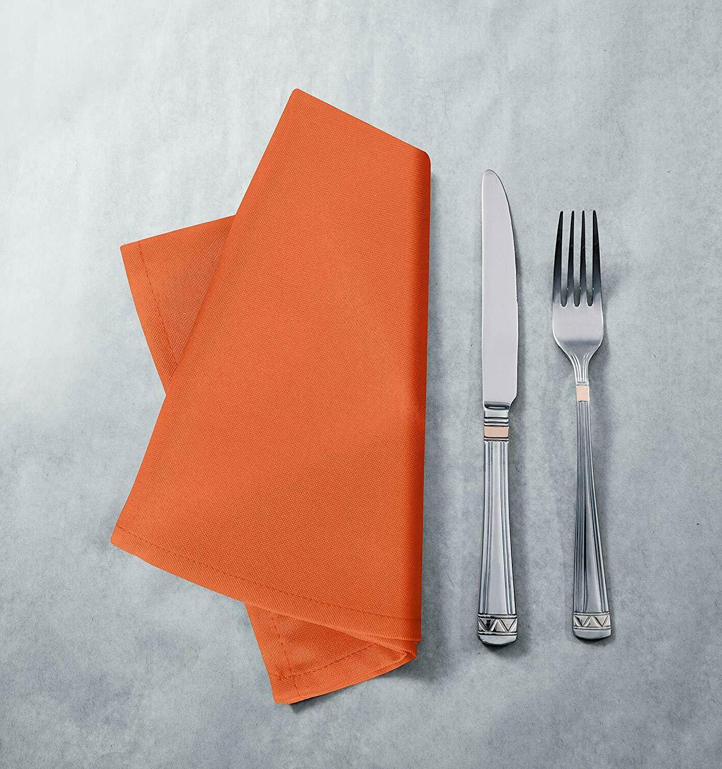 24 Pack 17x17 Inches Dinner Napkins Also Utopia