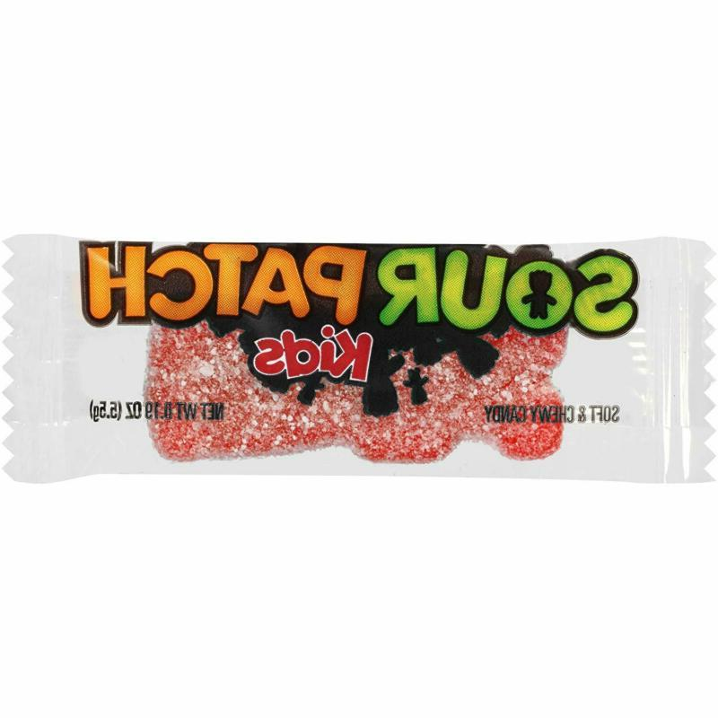 240 Patch Sweet Sour Or Treat In
