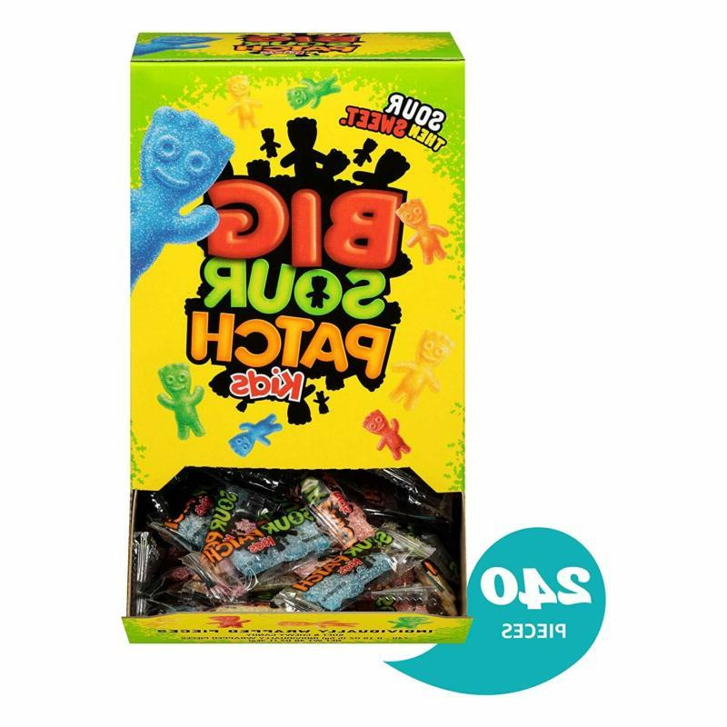 240 Count Bulk Patch Kids Sweet And Sour Or
