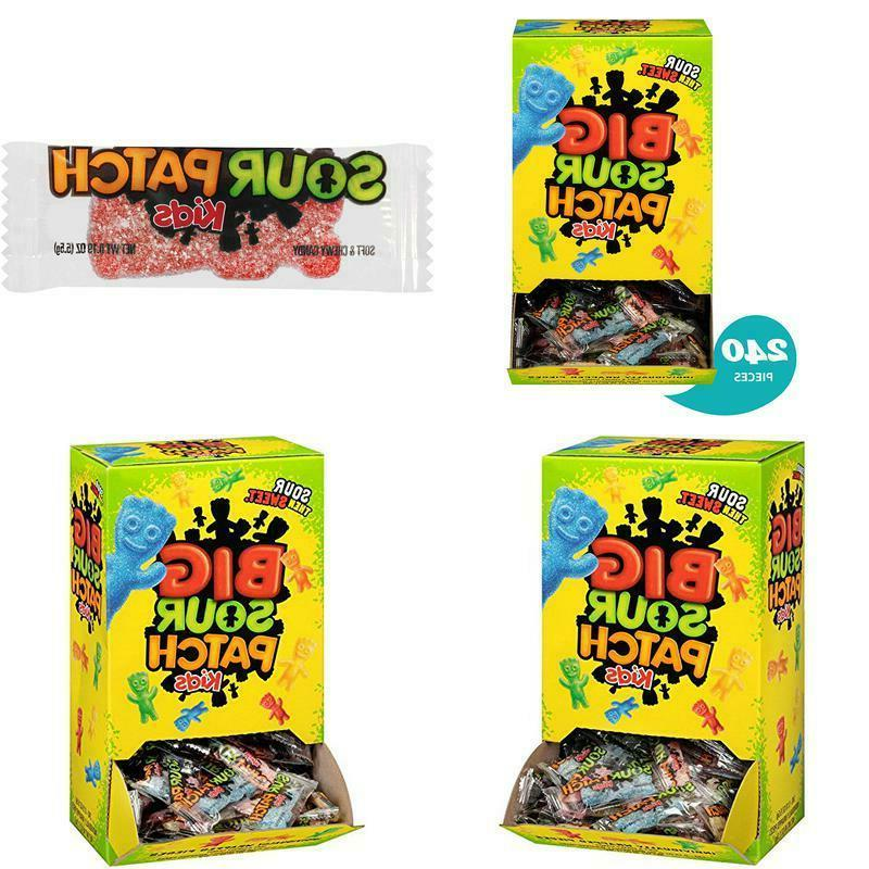 240 count bulk kids sweet and sour