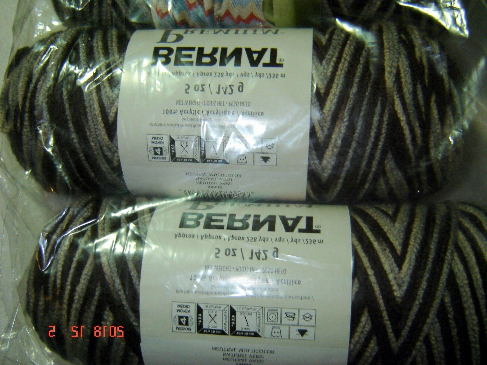 FREE Skeins of Bernat Premium Yarn in #59004
