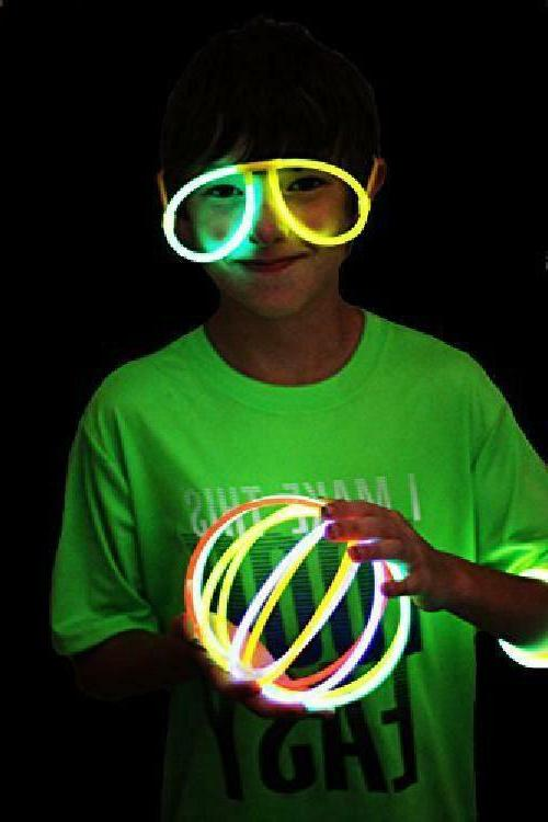 456 LED Up Toys Glow In The Kids Bulk