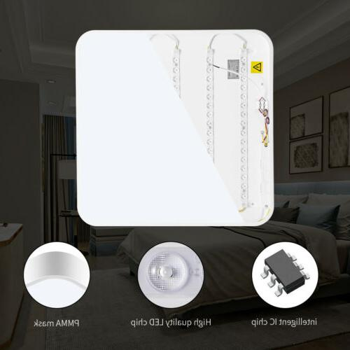 4x Ceiling Light Thin Home Fixture